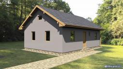 Projekty domů - Prozi 105
