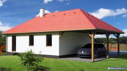 Projekty rodinných domů - PROZI 75