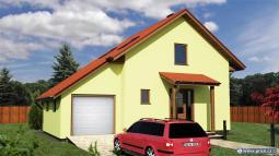 Projekty rodinných domů - Prozi 79