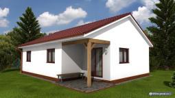 Projekty domů - Prozi 83