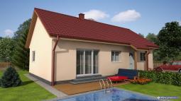 Projekty rodinných domů - Prozi 92