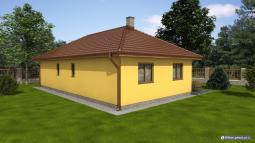Projekty domů - Prozi 101