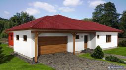 Projekty domů - Prozi 225