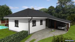 Individuální projekty rodinných domů - Prozi 138