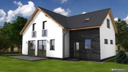 Projekty rodinných domů - Prozi 248