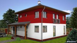 Individuální projekty rodinných domů - Prozi 168