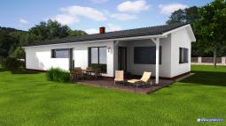 Projekty rodinných domů - Prozi 146