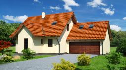 Projekt domu – Prozi 170