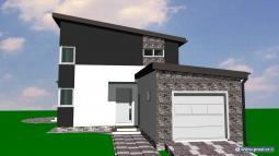 Individuální projekty rodinných domů - Prozi 155