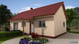 Projekty domů - Prozi 92