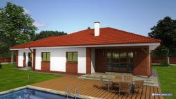 Projekty domů - Prozi 171