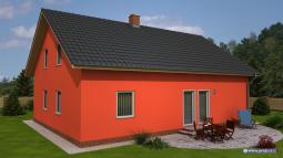 Projekt domu – Prozi 156