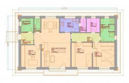 Typové projekty rodinných domů - Prozi 111
