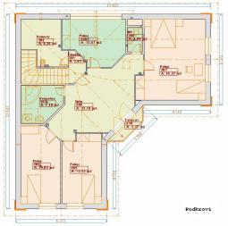 Projekty domů - Prozi 277