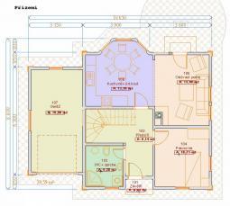 Projekt domu – Prozi 136