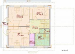 Projekt rodinného domu - Prozi 206