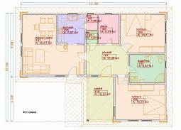 Typové projekty rodinných domů - Prozi 114