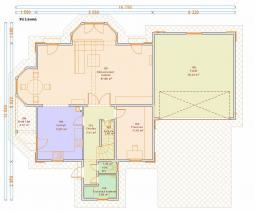 Projekty patrových domů - Prozi 170