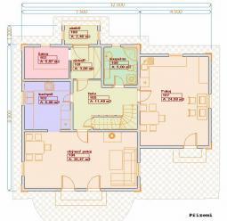 Projekty patrových domů - Prozi 167