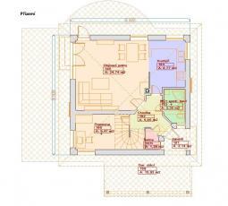 Typové projekty rodinných domů - Prozi 113