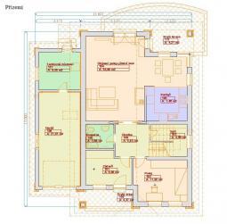 Projekty domů - Prozi 192