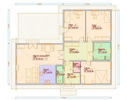 Typové projekty rodinných domů - Prozi 121