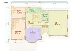 Projekty patrových domů - Prozi 177