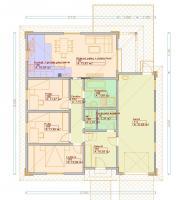 Typové projekty rodinných domů - Prozi 132