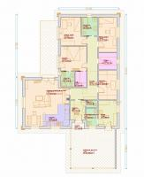 Typové projekty rodinných domů - Prozi 138