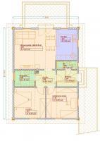 Typové projekty rodinných domů - Prozi 105