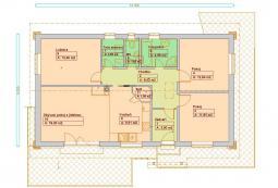 Typové projekty rodinných domů - Prozi 92