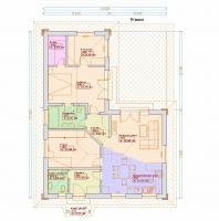 Typové projekty rodinných domů - Prozi 94