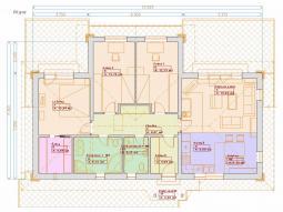 Typové projekty rodinných domů - Prozi 104