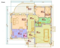 Projekty patrových domů - Prozi 278