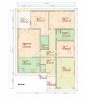 Typové projekty rodinných domů - Prozi 126