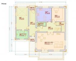 Projekt rodinného domu - Prozi 197