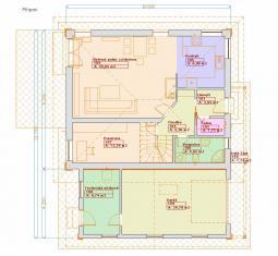 Projekty domů - Prozi 168