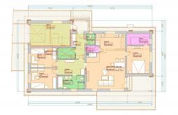 Projekt rodinného domu - Prozi 146