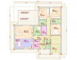 Typové projekty rodinných domů - Prozi 172
