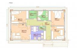 Typové projekty rodinných domů - Prozi 101