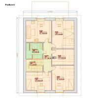 Projekt rodinného domu - Prozi 216